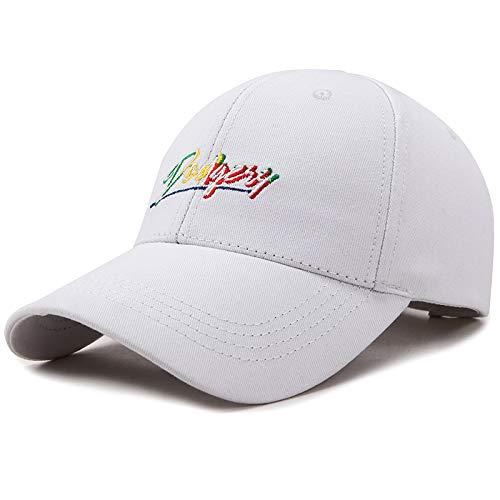 wtnhz Modische Kleidungsstücke Outdoor Damenhüte Koreanische Stickerei Herren Baseballmütze Baumwollmütze...