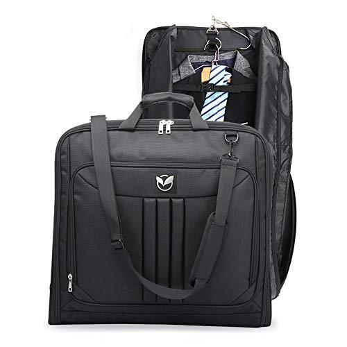 KIYOUMI Suit Carrier Reistas, Jurk Pak Carrier voor Vrouwen En Mannen voor Zakelijke Reis Perfect Garment Bagage Organiser voor Zakelijke Reizen & Vrije tijd