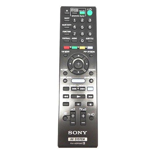 Fernbedienung für SonyBDV-E2100 Blu-ray Home Cinema System Bluetooth - Mit Zwei 121AV AAA Batterien enthalten