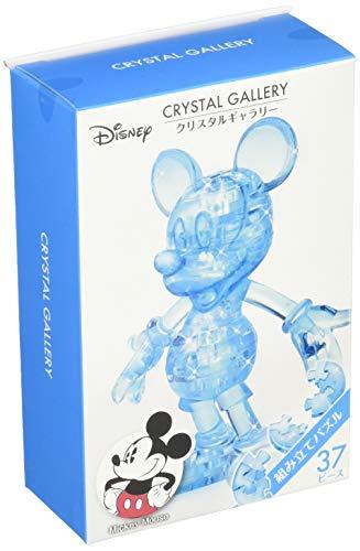 【立体ジグソーパズル】37ピース クリスタルギャラリー ミッキーマウス