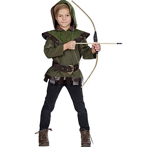 WOOOOZY Kinder-Kostüm Robin Hood, Gr. 116