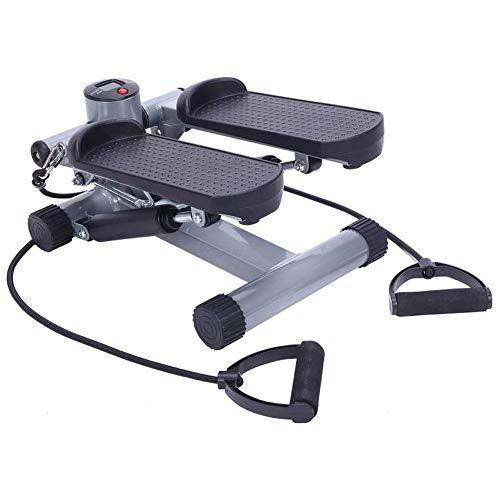 DSHUJC Aerobic Fitness Stepper, Fußtritt Motion Machine Fitnessgeräte Geeignet für Männer und Frauen Kostenlose Installation, stoßfest