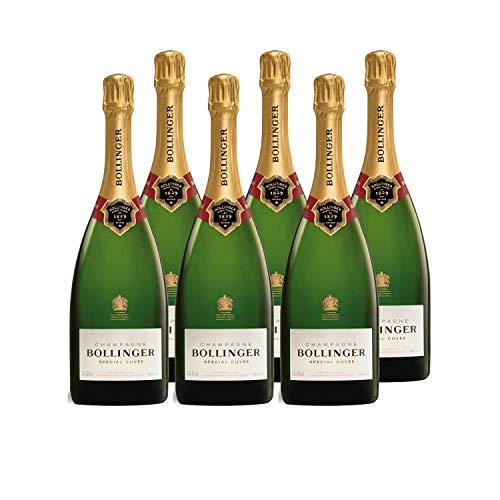 Champagne Special Cuvée - Bollinger - Rebsorte Pinot Noir, Chardonnay, Pinot Meunier - 6x75cl - Médaille d\'Argent Decanter