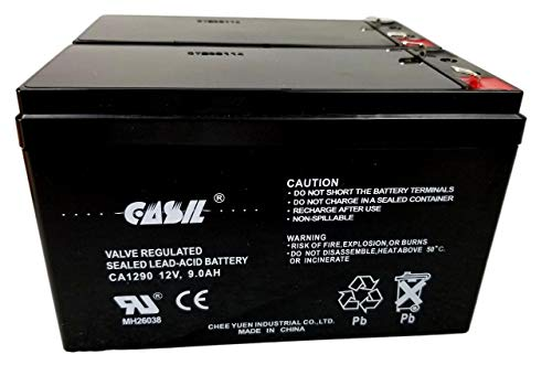 12 volt 9ah battery - 4