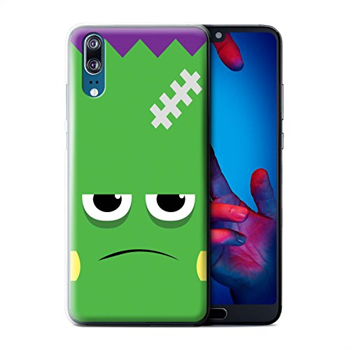 Stuff4® Phone Case/Cover/Skin/HUAGP-CC/Halloween Character Collection Huawei P20 Frankenstein