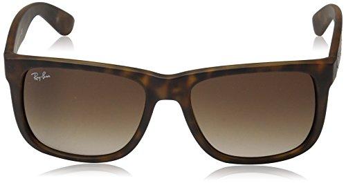 Fashion Shopping Ray-Ban RB4165 Justin Rectangular Sunglasses