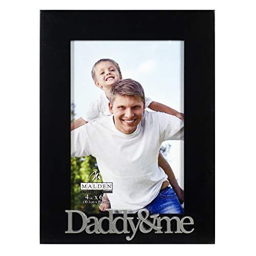 Malden International Daddy & Me Frame, 4 x 6