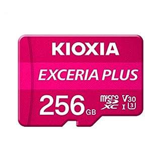 Kioxia Exceria Plus - Scheda SD MicroSD da 256 GB (B088RNYQZK) | Amazon price tracker / tracking, Amazon price history charts, Amazon price watches, Amazon price drop alerts