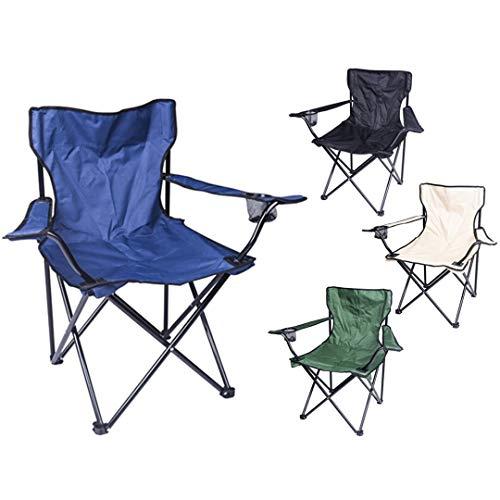 GREEN WICH Silla Camping – Silla Plegable - Silla Jardin – Silla...