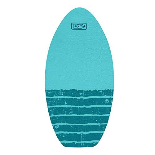 Driftsun Performance Wood Skim Board - 40 Inch Skimboard with Non Slip XPE Traction Pad, Wax-Free Foam Top Deck, Lightweight and Durable, Ideal for All Skill Levels, for Kids, Teens and Adults