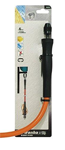BLACK+DECKER X66457-QZ Albero Flessibile da 6 mm. Lunghezza 130 cm