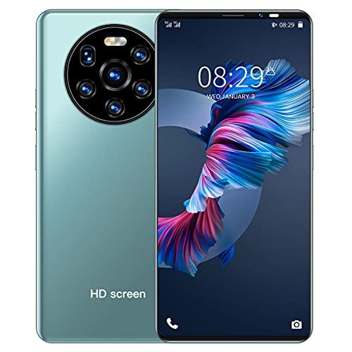Smartphone Android de 5,8 pulgadas, 12 GB + 512 GB, 13 + 24 MP, red 10 Core, versión global Andorid 10.0, desbloqueador de teléfonos móviles, apto para personas mayores