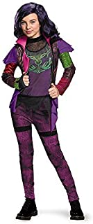 Disguise 88124L Mal Isle Of The Lost Deluxe Costume, Small (4-6x)