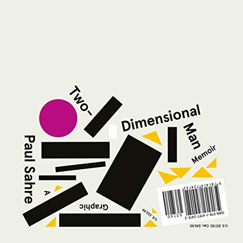 Two-Dimensional Man  By  cover art