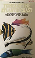 The many-splendored fishes of the Atlantic coast: Including the fishes of the Gulf of Mexico, Florida, Bermuda, the Bahamas, and the Caribbean : 408 fishes in full color 0916240010 Book Cover