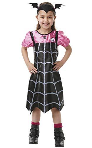 Disney - Disfraz de Vampirina para nia, infantil 5-6 aos (Rubies 640874-M)