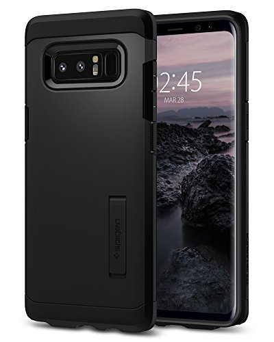 Spigen Tough Armor Designed for Samsung Galaxy Note 8 Case (2017) - Black