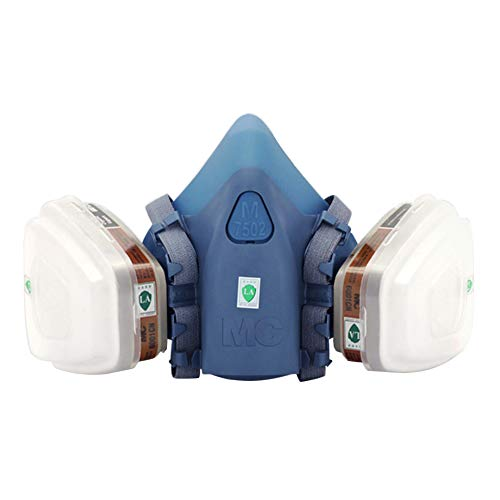 Bangle009 Gesichtsmasken 7502 Atemschutzmaske Halbstaubgasmaske Schweißen Gesichtsschutz Sicherheitsarbeitsfilter 1