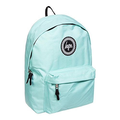 HYPE Backpack Plain Mint Green School Bag - HYPE School Bag