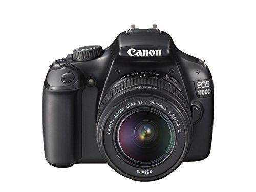 Canon EOS 1100D ( 12.6 Megapixel (2.7 Zoll Display) (Generalüberholt)