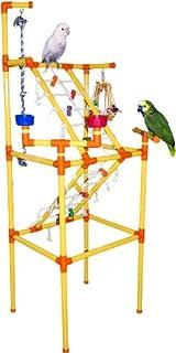 ZOO-MAX Medium Parrots Toy, PVC Play Gym