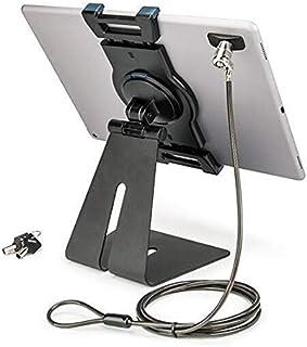 "AIDATA US-5140, Universele tafelstandaard voor Tablet, inclusief slotkit, 7.9-10"", aluminium, zwart"