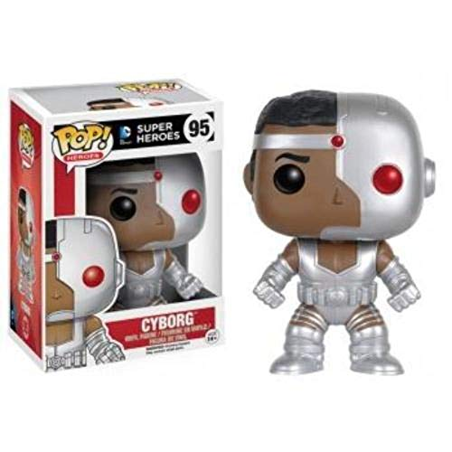 Funko POP Heroes: Classic Cyborg Action Figure