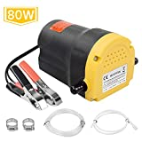 Best Oil Extractors - Upgraded 80W Oil Change Pump Extractor Sicotool 12v Review