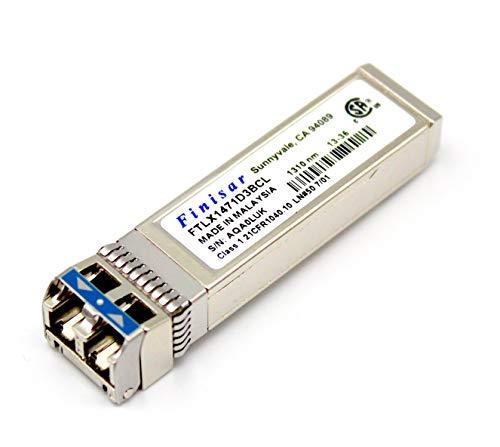 Finisar FTLX1471D3BCL Fiber Optic Transmitters, Receivers, Transceivers PIN, 10GBASE-LR/LW 1200SM-LL-L 10km ftlx1471d3bcl