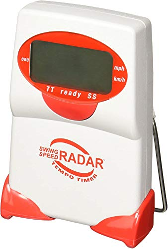Sports Sensors Swing Speed Radar with Tempo Timer (Pack of 1)