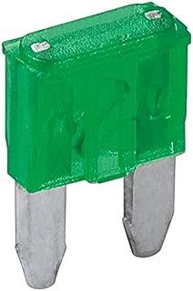 scheda blister con asola di tipo euro; 16 7 x 11 2 x 3 81 mm Fixpoint 20356 Fusibili per l/'auto assortimento mini; 6 pz