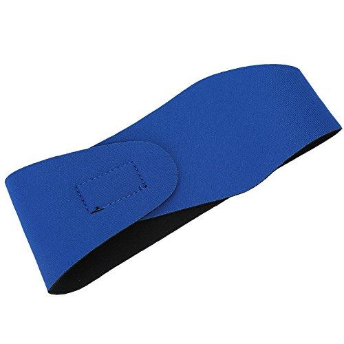 Zyyini hoofdband voor zwemmen, neopreen, verstelbare elastische oorbeschermer, haarband voor volwassenen en kinderen