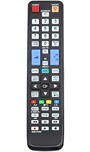 ALLIMITY BN59-01039A Ersetzen Fernbedienung für Samsung LED LCD Plasma TV LE60C650 LE55C670 LE55C650 LE46C670 LE46C650 LE37C650 LE37C670 LE40C650 LE40C670 LE32C670 LE32C650 LE40C650L1W LE40C650L1W