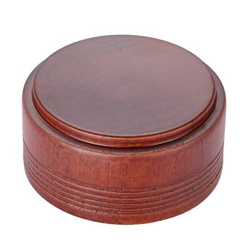 Soap Bowl, Shaving Soap Bowl Wooden Soap Bowl, Beard Cleaning Barber Salon Use Personal Use Man