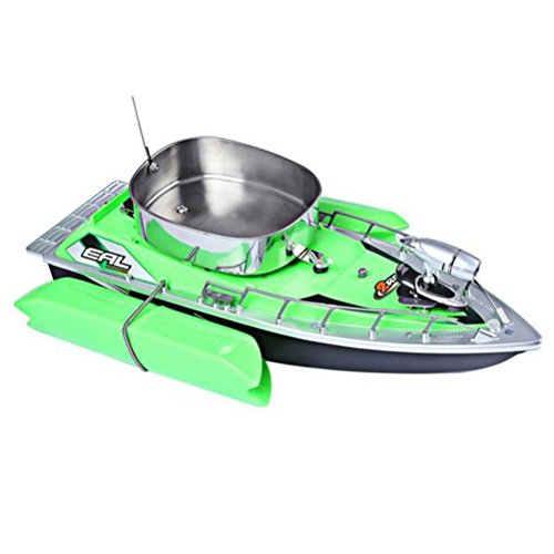 que es lo mejor barco cebador flytec elección del mundo