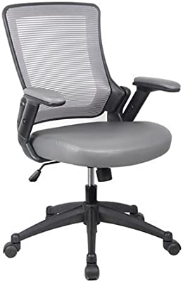 Amazon.com: Office Star Mesh Back & Seat, 2-to-1 Synchro