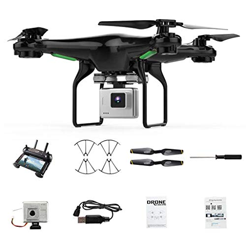 TTZY Quadcopter Drone with Camera,Remote Control Wi-Fi Real-time TransmissionAerial Vehicle Headless Mode,High techology Helicopter Toy SHIYUE