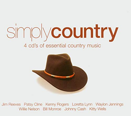 Simply Country: 4cd's of Essential Country Music