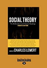 Social Theory (Large Print 16pt), Volume 1