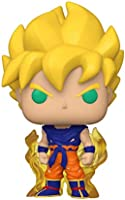 Funko Pop! Animation: Dragonball Z - Super Saiyan Goku (First Appearance), Multicolor (48600)