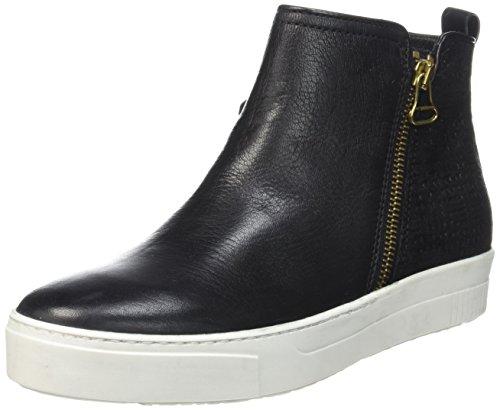 Mjus Hightop Sneaker Stuff schwarz EU 40