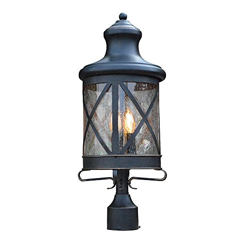 AA Warehousing EL543OR-MP Taysom 3 Oil Rubbed Bronze Outdoor Post Lighting