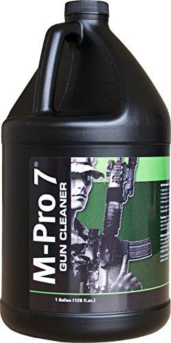 Hoppe#039s MPro 7 Gun Cleaner  1 Gallon Bottle