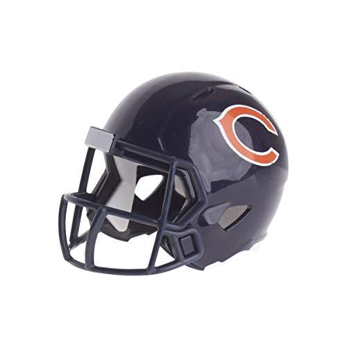 Riddell Chicago Bears NFL Speed Pocket PRO Micro/Tascabile/Mini Casco da Football