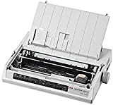 OKI ML280eco (PAR) Stampante ad aghi, sistema di stampa 9 aghi a impatto, 80 colonne, 375 cps (caratteri al secondo)