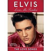 Love Me Tender: The Love Songs Elvis Presley [DVD] [Import]