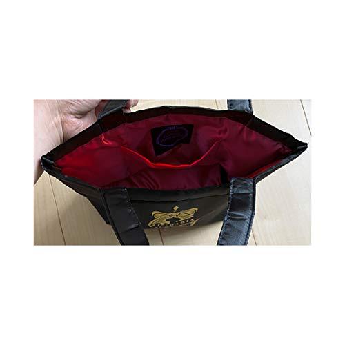 【予約販売】ツイステッドワンダーランド サテンランチバッグ スカラビア APDS5511_1