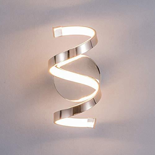 Lámpara de pared LED de 12W para interiores, Nordic Rose moderna, luz blanca neutra 4000k, aplique de pared, luz, dormitorio, escalera, hotel, luminosa, hotel, Artpad