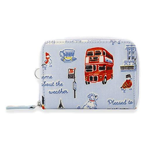 Cath Kidston Mini London Icons Zipped Travel Purse