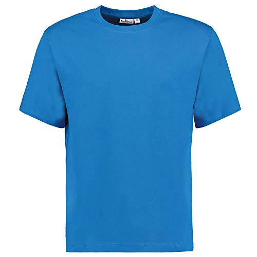 Tony Brown Herren T-Shirt Rundhals (L, 1er Set)